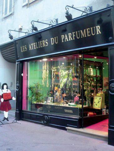 Les Ateliers du Parfumeur - 0