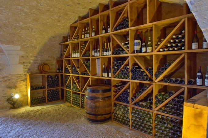 Wine Tasting Room 1
