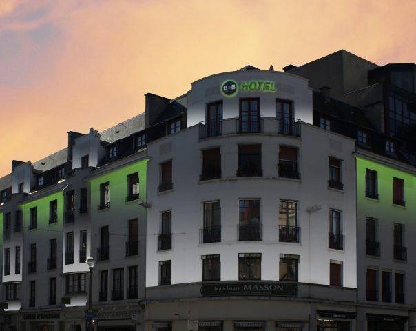 Hôtel B&B Dijon Centre - 0