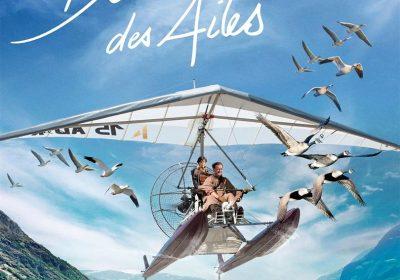 """Cinéma plein air """"Donne-moi des ailes"""""""