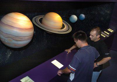 Jardin des Sciences – Planétarium Hubert Curien - 3