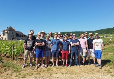 """Clos de bourgogne, ateliers découverte """"vigne et vin"""" - 5"""